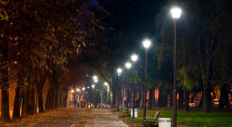Banja Luka osvjetljenje 1