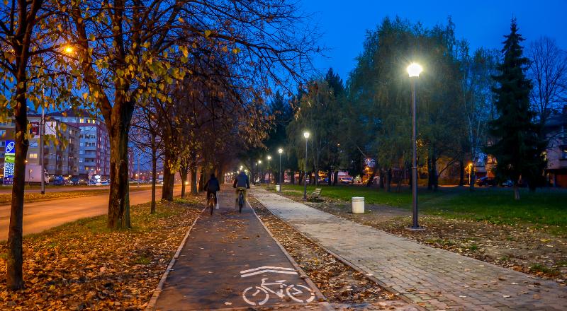 Banja Luka osvjetljenje 6