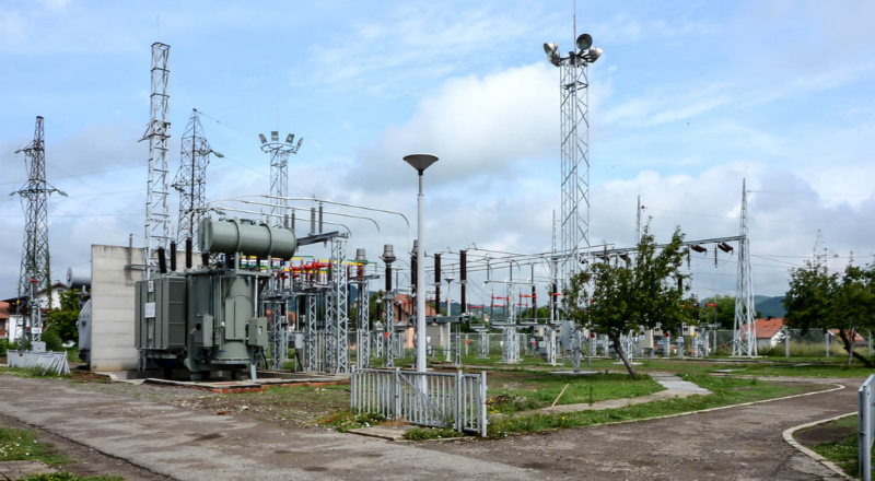 TS Teslic 110x kV3